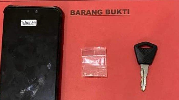 Narkoba Kalteng, Terjaring Patroli Polisi Gabungan, Empat Pria Diamankan Bawa Sabu