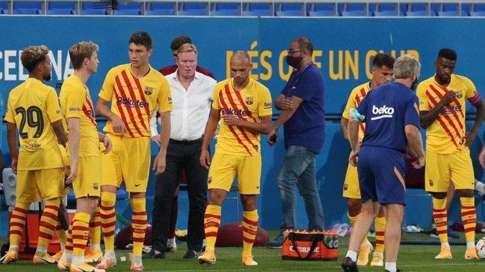 Hasil Uji Coba Barcelona & AC Milan Menang, Pemain Bermasalah Barca Cetak Gol, Messi Bikin Heboh