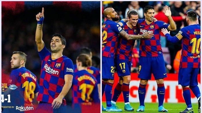 LIVE Streaming TV Online Espanyol vs Barcelona di BeIN Sports 1 Liga Spanyol, Lionel Messi Main
