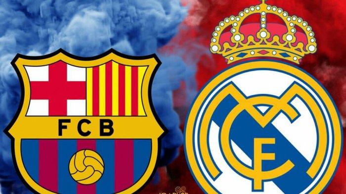 Jadwal Duel El Clasico Liga Spanyol, Barcelona vs Real Madrid dan Lawan Kuat Awal & Akhir Musim