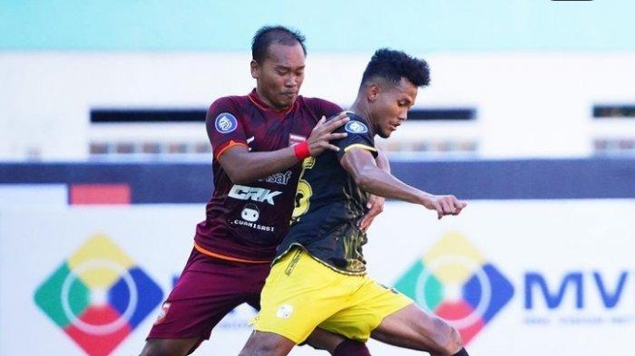 Prediksi Susunan Pemain PSS Sleman vs Barito Putera di Liga 1 Live OChannel, Irfan Jaya Main