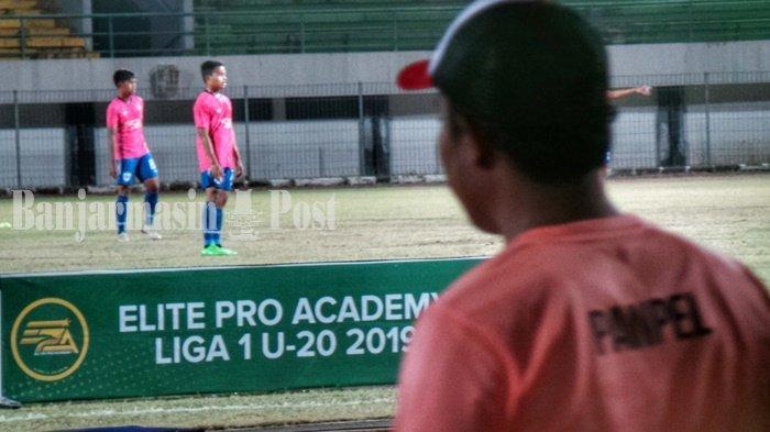 Susunan Pemain Barito Putera U-20 vs PSIS Semarang U-20 di Stadion Demang Lehman Martapura