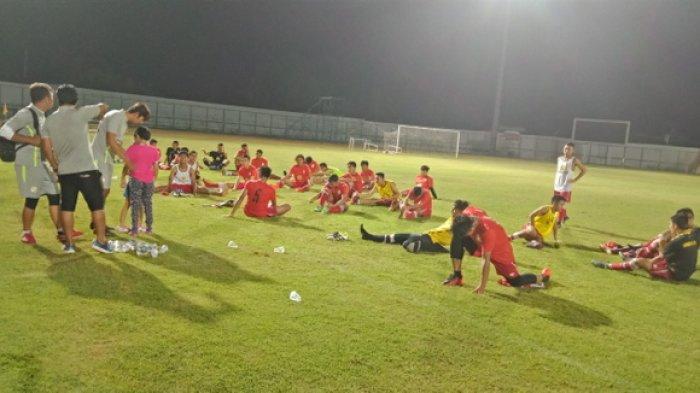Andri Ramawi Cukup Puas Lihat Permainan Barito Putera  U-19 Walau Kalah dari Kalteng Putra