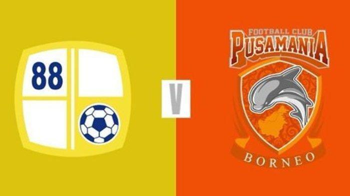 Live Streaming Barito Putera vs Borneo FC Liga 1 2019, via TV Online Vidio.com Jam 18.30 WIB
