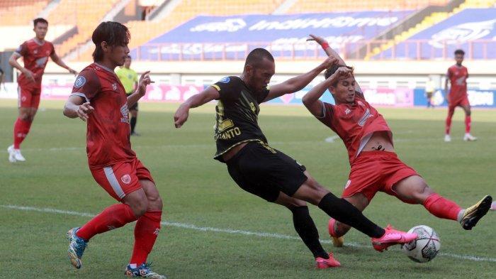 Jadwal Liga 1 PSIS Semarang vs Persik & PSS Sleman vs Barito Putera Live Indosiar & Vidio