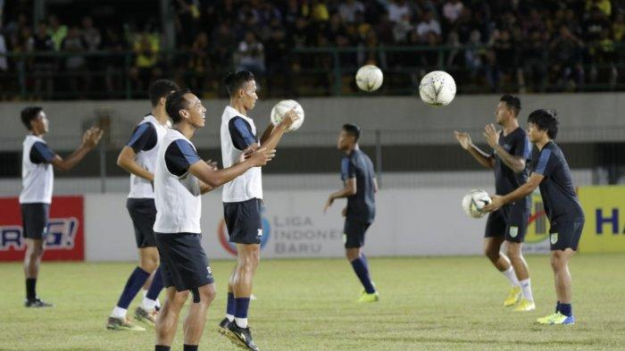 BERLANGSUNG! Live Streaming Borneo FC vs PSS Sleman Liga 1 2019 di OChannel, Ini Susunan Pemain