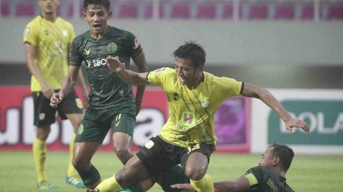 Pertandingan Barito Putera vs Tira Persikabo Selasa (30/3) pada laga Piala Menpora 2021