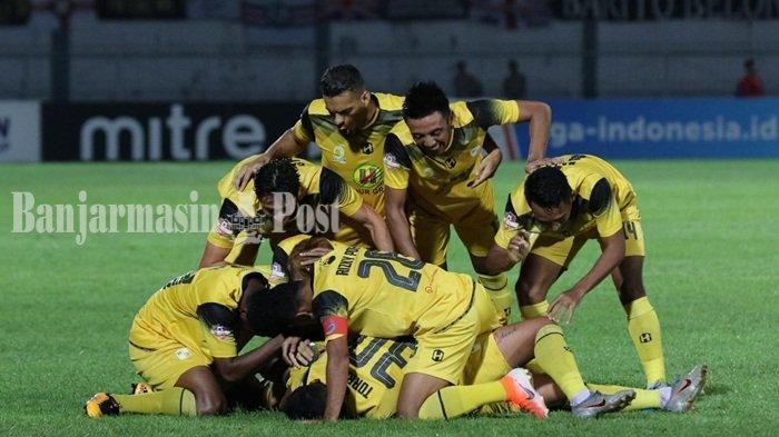LINK Live Streaming TV Online Barito Putera vs Semen Padang Liga 1 2019 Tak Siaran Langsung Indosiar