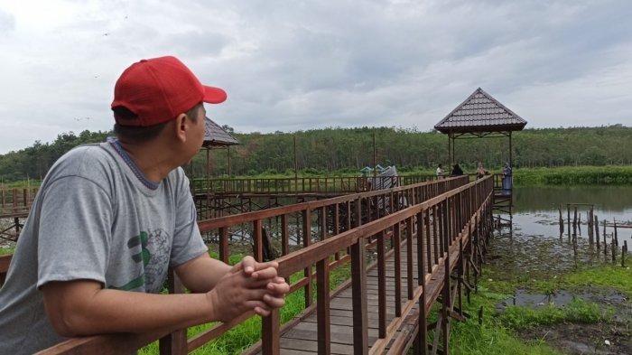 Kembangkan Objek Wisata, Bumdes Binjai Bakal Tambah Pendopo di Wisata Baruh Bahinu