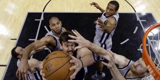 LIVE Streaming NBA Nuggets vs Clippers di Vidio.com, Calon Lawan LA Lakers vs Houston Rockets