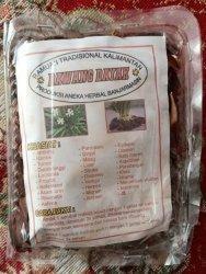 Bawang Dayak Obat Herbal di Kalimantan, Rahman Konsumsi Rutin Penyakit Diabetes Berkurang