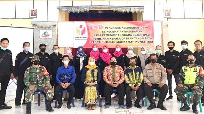 PSU Pilgub Kalsel, Bawaslu Banjar Ingatkan Tugas dan Fungsi Pengawas Kecamatan