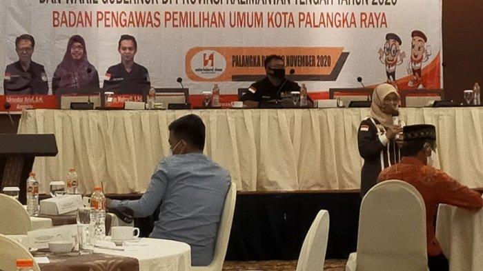 Sosialisasi Sukseskan Pilkada Kalteng dan Taat Protokol Kesehatan Makin Digencarkan di Palangkaraya