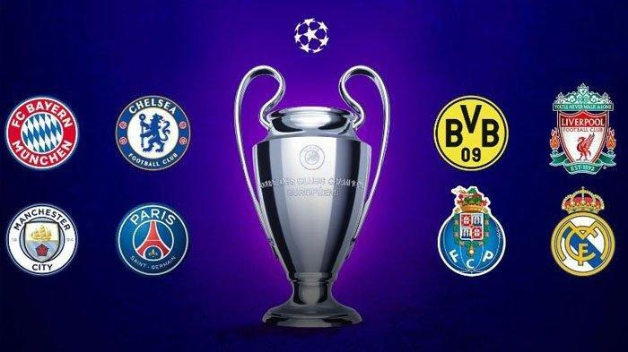Jadwal Liga Champion Live SCTV Malam Ini Ada Real Madrid ...