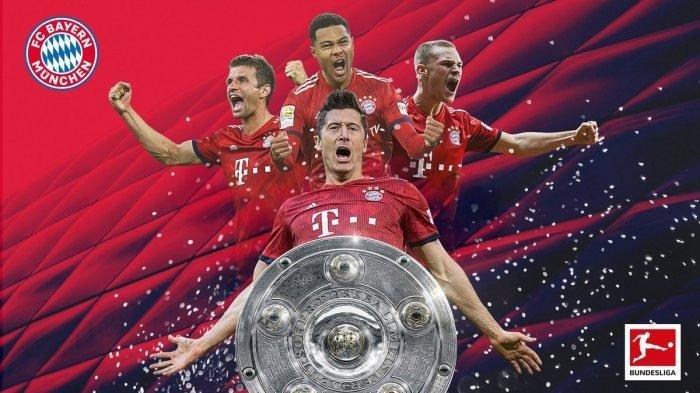 LIVE Streaming TV Online SCTV Bayern Munchen vs Tottenham di Liga Champion, Siaran Langsung SCTV