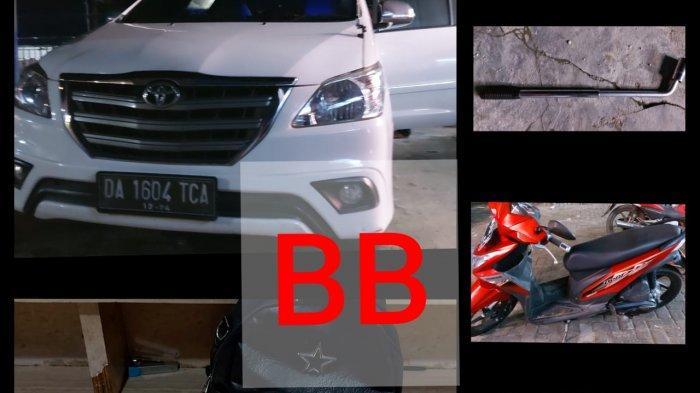 Setelah Dibunuh, Motor Milik Ermanelly Cassanova Diambil dan Dijual, Dua Penadah Ikut Ditangkap