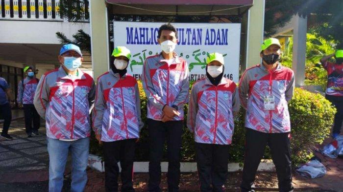 Enam Atlet Binaan Kodim Banjar Wakili Kejuaraan KO2SN Dan POPDA