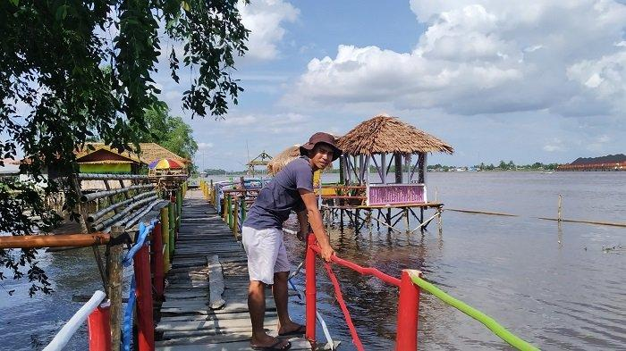 Pesona Wisata Kalsel : Wisata Lampau Rumpiang di Batola Hadirkan Spot Foto Menarik