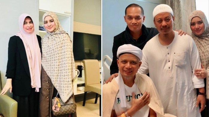 Kondisi Terkini Ustadz Arifin Ilham di Malaysia Dikabari Bebi Silvana dan Opick