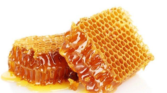Beeswax alias sarang lebah madu yang kaya khasiat untuk kesehatan.