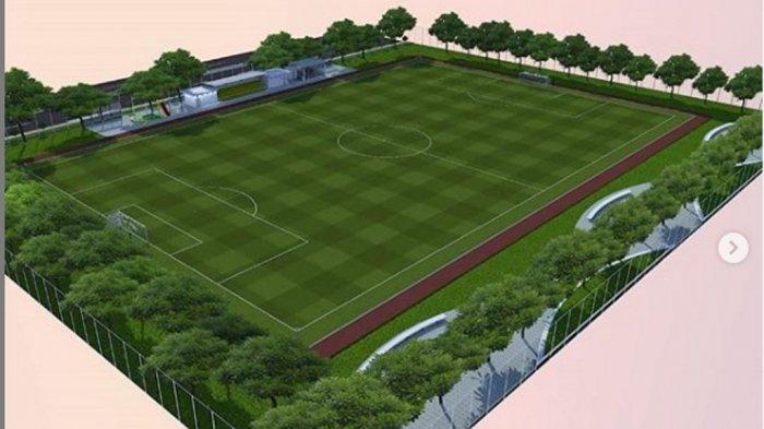 Lapangan Merah Kayutangi Banjarmasin Pun Direhab, Selain Stadion 17 Mei dan Demang Lehman