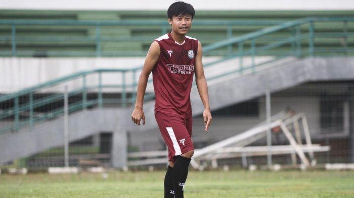 Pemain Martapura FC Rifky Suryawan Berharap Segera Ada Kepastian Kompetisi Musim 2021