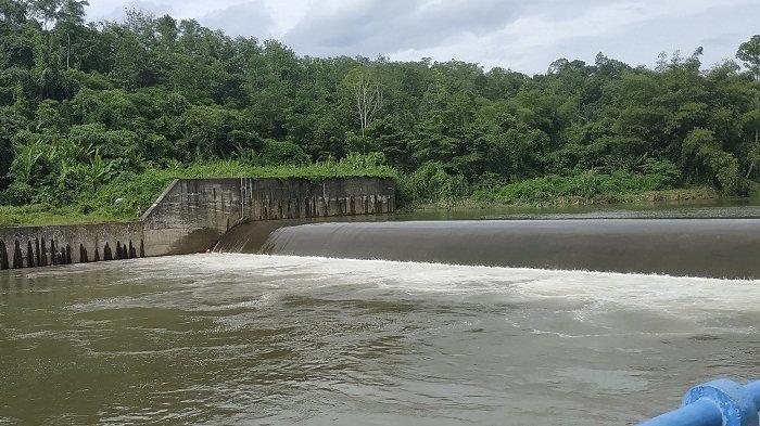 Air di Bendungan Batang Alai HST Sempat Naik 4 Meter, Begini Penuturan Penjaga dan Warga
