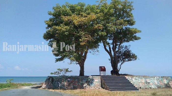 Wisata Kalsel, Benteng Pagatan Kabupaten Tanbu Bekas Lokasi Pertempuran