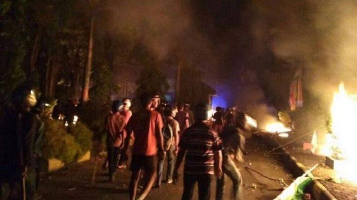 Warga Penganiaya Kades yang Memicu Bentrok Dua Desa di Pulau Seram Ditangkap Polisi