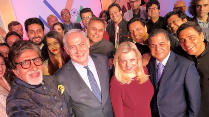 Aamir Khan, Salman Khan dan Shah Rukh Khan Menolak Selfie Bareng Perdana Menteri Israel Karena Ini