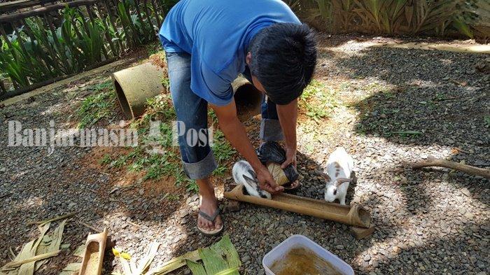 Wisata Kalsel, Bisa Berinteraksi dengan Satwa di Taman Bakuang Kabupaten Tala