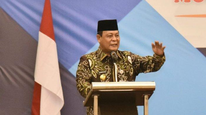 Gubernur Kalsel H Sahbirin Noor Jajaki Jalur Kereta Api Hingga ke Brunei