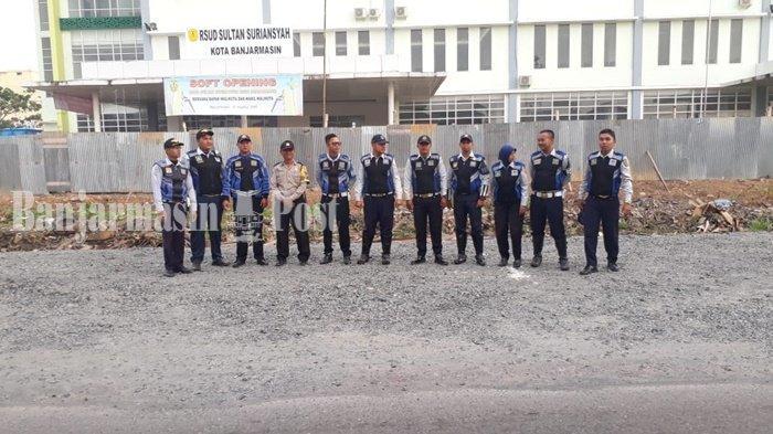 Wali Kota Banjarmasin akan Lakukan Soft Opening RSUD Sultan Suriansyah, Puluhan Petugas Bersiaga