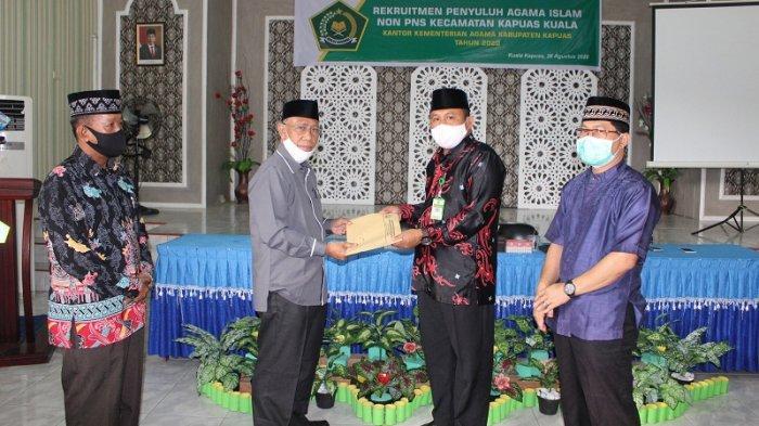 Ingat, Besok Hasil Seleksi Penyuluh Non PNS di Kapuas Kuala Diumumkan