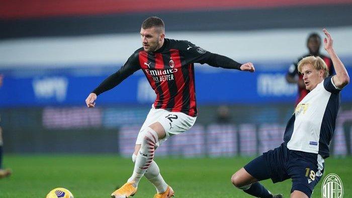 Persiapkan Pra Musim AC Milan Tanpa Simon Kjaer, Mike Maignan & Ante Rebic