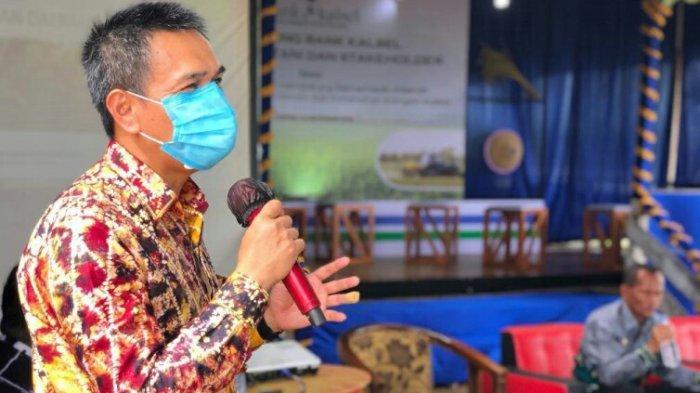 Tingkatkan Kemitraan dengan Petani, Bank Kalsel Komitmen Dukung Program Ketahanan Pangan Nasional