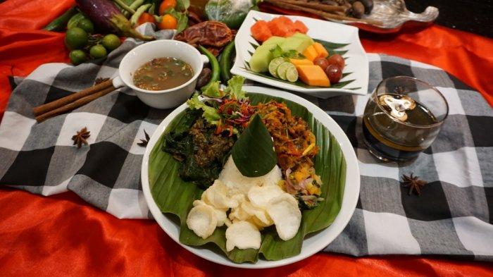 Best Western Kindai Hotel Ajak Keliling dengan Menu Nasi Campur Nusantara