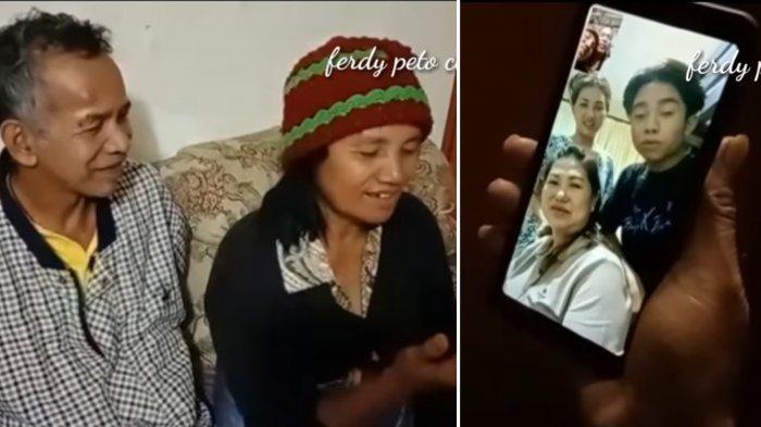 Sikap Betrand Peto pada Oma Opa di NTT Kini, Terekam Saat Putra Ruben Onsu dan Sarwendah Video Call