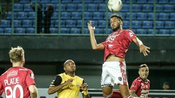 Hasil Babak Pertama, Persiraja Tertinggal Dua Gol dari Bali United di Piala Menpora 2021