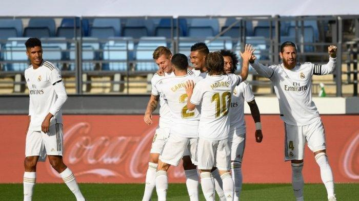 LINK BeIN Sports 1 - Live Streaming TV Online Real Madrid vs Getafe Liga Spanyol di Beinsports