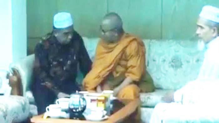 Akui Kehebatan Alquran, Biksu Thailand Pilih Masuk Islam! Tonton Videonya