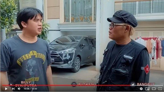 Billy Syahputra dan Sule pada Rabu (24/6/2020)
