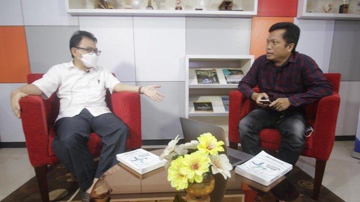 BTalk, Bincang tentang Buku Sihir Gawai Gawai Karya Rektor UIN Antasari Mujiburrahman