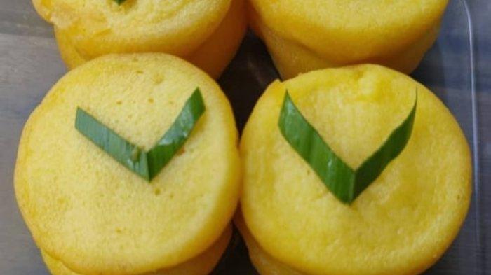 Kuliner Khas Ramadhan di HST, Aneka Varian Bingka dari  Barandam hingga Bingka Kentang