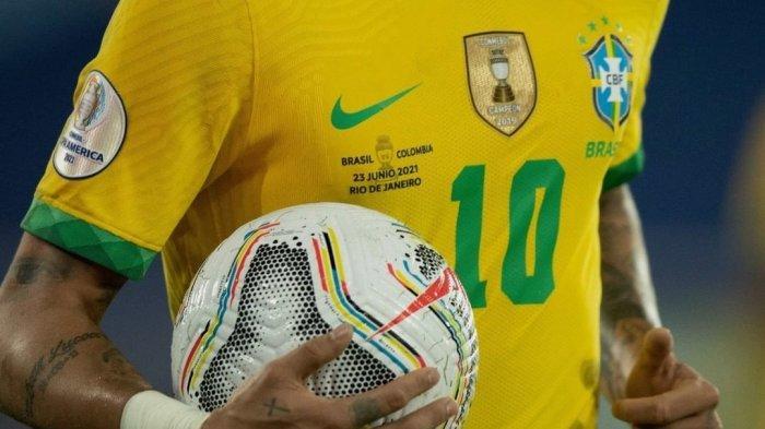 Daftar Pemain Brasil vs Jerman di Olimpiade 2021, Siaran Langsung TVRI & Live Streaming Vidio.com