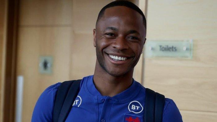 Pembuktian Sterling sebagai Bintang Man City saat Duel Inggris vs Kroasia di Grup D Euro 2020