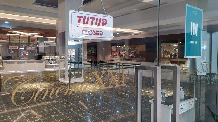 Sehari Buka, Bioskop XXI Duta Mall Kembali Tutup, Pengelola Berkilah Ujicoba Protokol Kesehatan