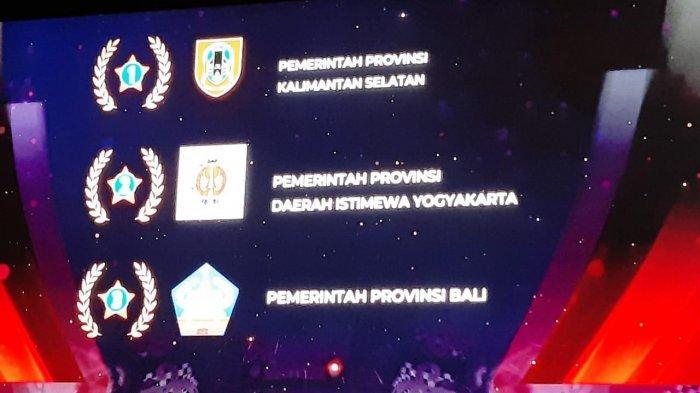 Kalsel Raih BKN Award 2021 Kategori Pengelolaan Kepegawaian Terbaik