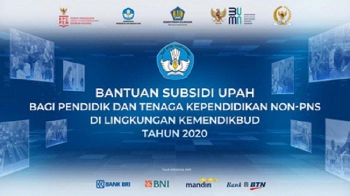 Pencairan Dana BSU Kemdikbud atau BLT Guru Honorer Kemdikbud, Cek info.gtk.kemdikbud.go.id