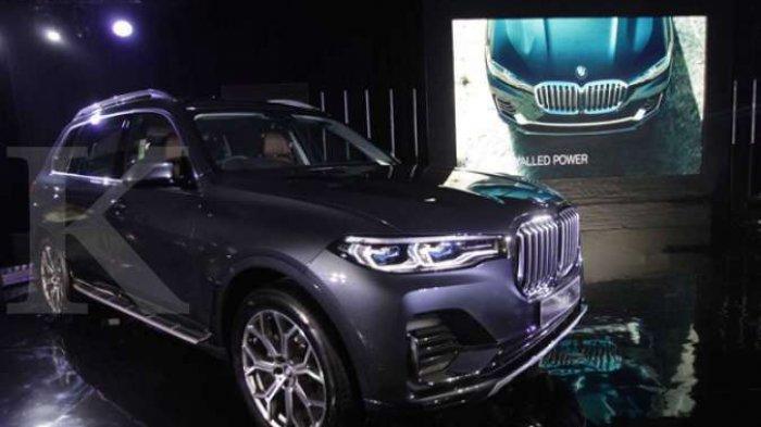 Dijual Rp 2,39 Miliar per Unit, Baru Diluncurkan BMW X7 The President Langsung Laku 20 Unit